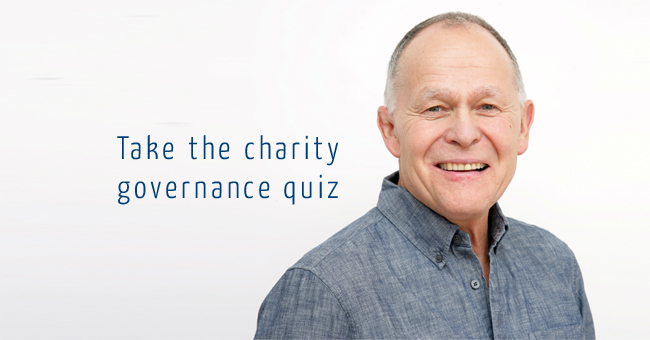 Take the charity governance quiz