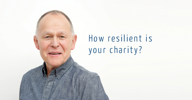 How resilient is your charity?