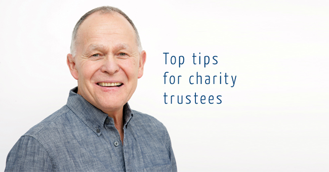 Top tips for charity trustees